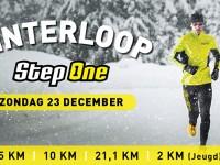 Deelnemers record Winter Step One Loop 2018