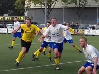BVV Borne in eigen huis onderuit tegen Sportlust Vroomshoop