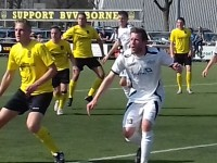BVV Borne in blessuretijd naast KOSC