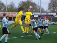 BVV Borne wint lastige uitwedstrijd van Juventa '12