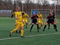 BVV Borne wint verdiend van Avanti Wilskracht
