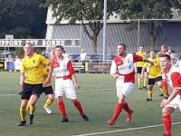BVV Borne start competitie 2021/2022 met een gelijk spel tegen DSVD