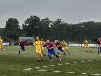 BVV Borne weet geen punt(en) mee  terug te nemen uit Saasveld.