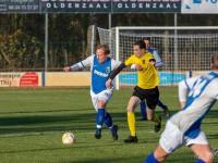 BVV Borne overtuigend langs Oldenzaal