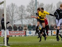 BVV Borne verliest boeiende wedstrijd