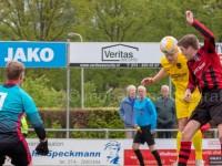 BVV Borne speelt gelijk tegen Rood Zwart
