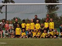 Zeer geslaagd JO7/JO8 toernooi van SV Hector voor de jeugd van BVV Borne!